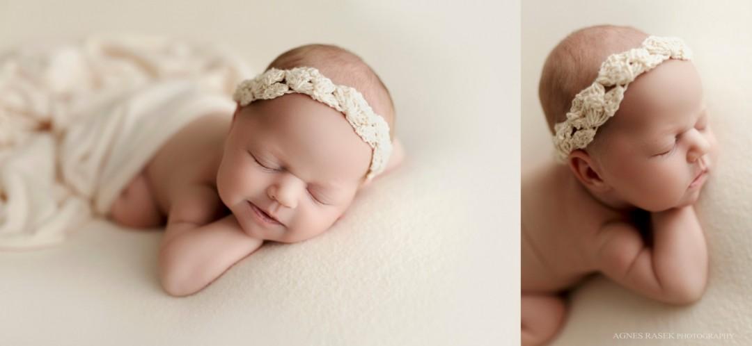 Baby Annabella | Chicago, Northbrook Family Newborn Photographer