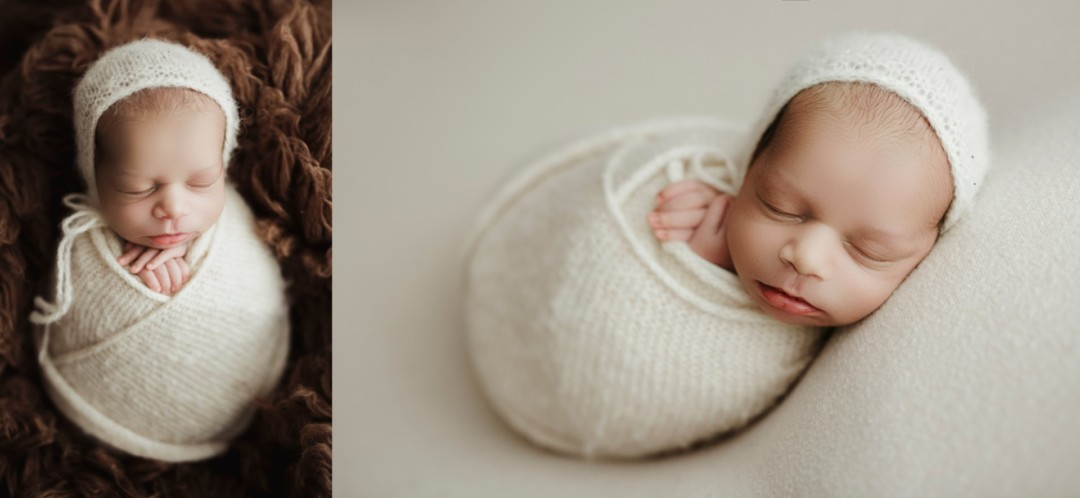 Lake Zurich Newborn Family Photographer